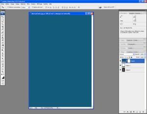 Tutoriel Photoshop - Le calque de couleur unie est créé