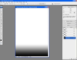Tutoriel Photoshop - On cache le tracé du masque pour laisser la surprise du résultat final