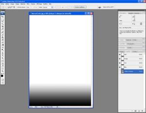 Tutoriel Photoshop - On affiche à nouveau la fenêtre des Couches