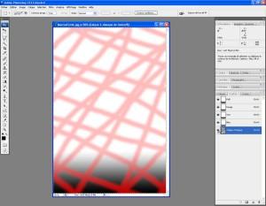 Tutoriel Photoshop - On affiche également le tracé du masque comme tout à l'heure