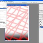Tutoriel Photoshop - Dans le menu Sélection, nous cliquons sur l'option Coller