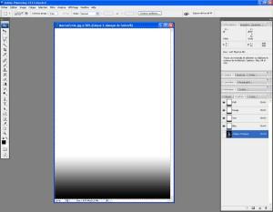 Tutoriel Photoshop - On cache à nouveau le tracé du masque pour laisser la surprise du résultat final