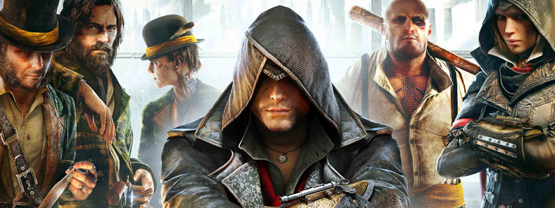 Ouverture Assassins Creed Syndicate
