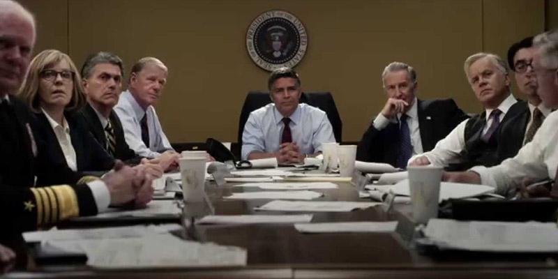Série The Brink - La cabinet du Président des États-unis