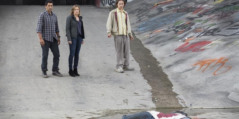 Fear The Walking Dead - Vous pensez qu'il est mort ?