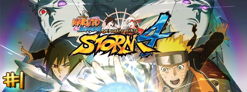 Image Ouverture Naruto Shippuden Ultimate Ninja Storm 4 Partie 1