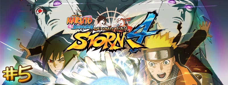Image Ouverture Naruto Shippuden Ultimate Ninja Storm 4 Partie 5