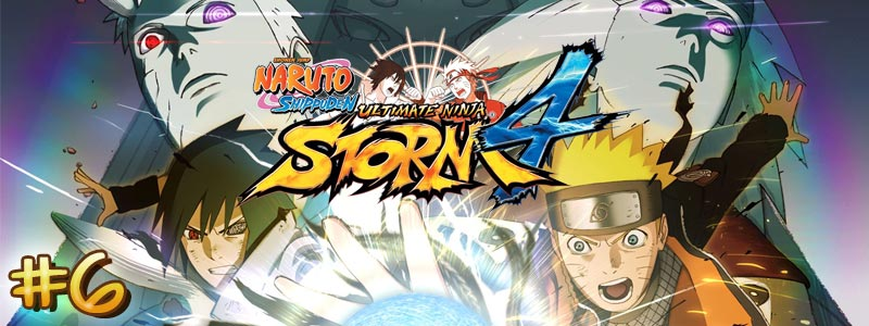 Image Ouverture Naruto Shippuden Ultimate Ninja Storm 4 Partie 6