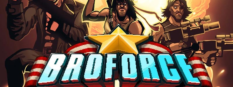 [Test Arcade Game] Broforce