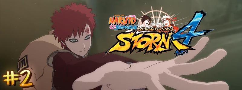 DLC Gaara Image Ouverture Naruto Shippuden Ultimate Ninja Storm 4 Partie 2